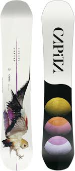 Birds Of A Feather Womens Snowboard 2020