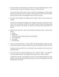 Doc Echeckup Questions Copy James Conner Academia Edu
