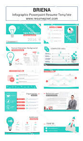 Resume Powerpoint Template Atchafalaya Co