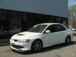 2005 Wicked White Mitsubishi Lancer Evolution VIII #28247186 ...