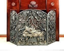 decorative fireplace screen rustic fireplace screen rustic fireplace screens with doors metal decorative fireplace screens with decorative fireplace