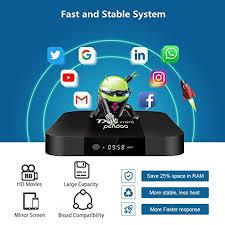 Amazon Box Quad 4k 64 Tx3 Bits Tv Box Core Electronics Box Wifi Smart 2gb Amlogic android S905w Mini com 7 16gb 1 Android