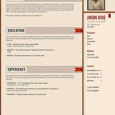 Resume Template Word Document Word Document Resume Templates Word