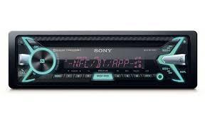 sony mex nbt cd receiver at com sony mex n5100bt front