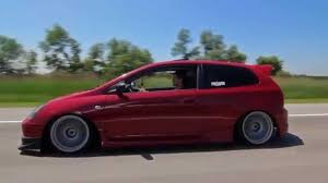 Honda Civic SIR EP3 - YouTube