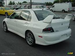 Wicked White 2006 Mitsubishi Lancer Evolution IX Exterior Photo ...