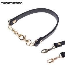 pu leather short bag strap replacement messenger handbag handle diy bags belt accessories