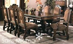 dining room chair set of 8 modern dining room sets for 8 dining room tables and