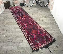 long turkish rug 2 9x12 7ft herki kilim runner rug vintage kars