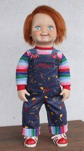 life size chucky doll chucky custom screen accurate life size good guy replica doll dream