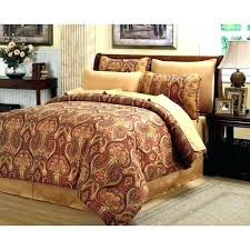 red and gold comforter sets queen red brown and gold comforter sets king bedding from red and gold comforter sets