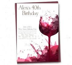 Birthday Invitations For Adults Templates Healthandfitnessart Info