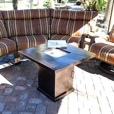 garden furniture fire pit table outdoor table with fire pit outdoor patio heater fire pit table