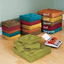 floor cushions for kids. Box Floor Pillows $15-29 From CRIBCANDY - A Gallery Of . Cushions For Kids O
