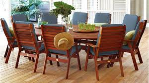 piece outdoor dining setting living furniture 13 set