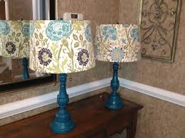 my painting brass lamps26