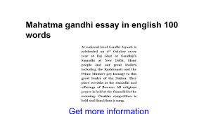 essay gandhi jayanti kids fresh essays happy gandhi jayanti essays in hindi english kannada telugu