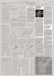view page in timesmachine september 24 1991 page 00015 the new york times archives three blind mice how the tv networks lost their way