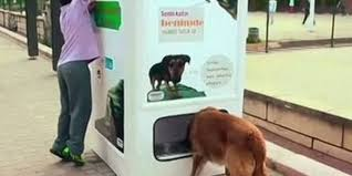 Dog Vending Machine Cool Petition This Vending Machine Feeds Stray Dogs When You Deposit