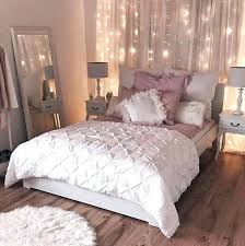 White And Rose Gold Bedroom Pink And Gold Room White And Rose Gold ...