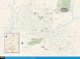 printable travel maps of arizona  moon travel guides