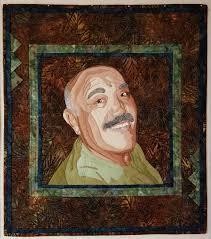 17 best My Portrait Quilts images on Pinterest | Idioms, Bird ... &