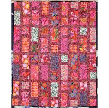 Kaffe Fassett 2017 Collective Simplish Red Quilt Kit 56.5 by 70 ... & Kaffe Fassett 2017 Collective Simplish Red Quilt Kit 56.5 by 70 Inches Adamdwight.com