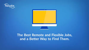 Best Job Portal In Usa Flexjobs Remote Jobs Part Time Jobs Freelance Jobs