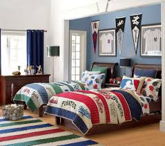 bedroom baseball boys room ideas for sports swimming sport awesome themed bedroom decor lamps twin