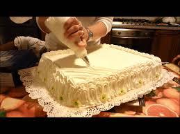 Torta chantilly per un diciottesimo compleanno youtube