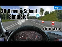 3d driving simulator pc gameplay