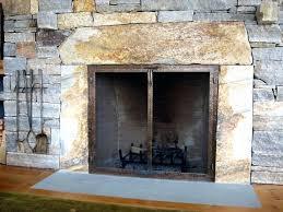 amazing fireplace mesh screen and 76 fireplace mesh screen curtain home depot