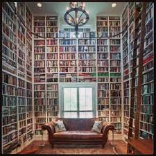 Found this today: awesome bookshelves!