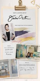 Minted Designer Meet A Minted Artist Julep Design Diy Inspiration
