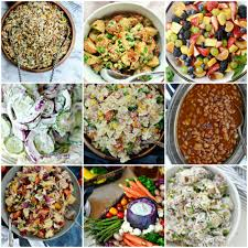 25 best salads and side dishes to