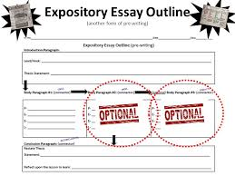 expository essay writing outline writing research papers in the  homework help computers