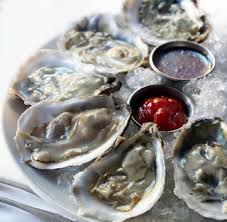 the nutritional value of oysters