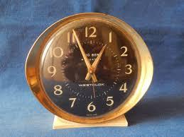 old wind up westclox big ben repeater alarm clock working