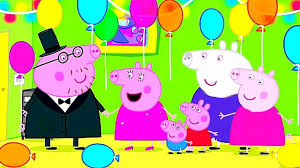 I believe that, that peppa pig cartoon coloring pages and other coloring pages can help to build motor skills of your kid. Peppa Pig Mummy Pigs Birthday Coloring Pages Peppa Pig Coloring Book Dailymotion Video