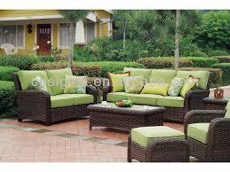 2016 rattan outdoor furniture 6 piece outdoor wicker balcony furniture sofa setchina mainland balcony outdoor furniture