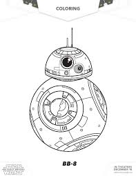 Star Wars Coloring Page Great For