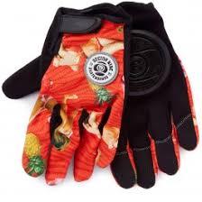 Sector 9 Rush Slide Gloves Red