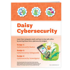 Online Badge Daisy Cybersecurity Badge Requirements