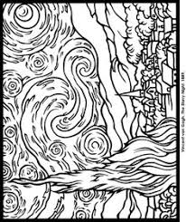 Small Picture great impressionist coloring pages Art With Kids Coloring Pages
