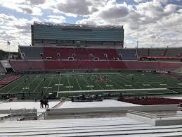 Jones At T Stadium Section 120 Rateyourseats Com