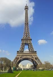 Coloriage Tour Eiffel Imprimer