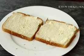 2 slices of white bread. Interesting White 2 Slices Sandwhich Bread Spreadable Butter Pesto Homemade Or From A Jar  Grilled Boneless Skinless Chicken Breast Already Cooked Throughout Of White Bread