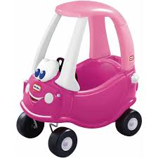 Little Tikes Storage Cabinet Little Tikes Princess Cozy Coupe Ride On Dark Pink Walmartcom