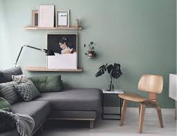 the inspiring home and studio of maaike koster my scandinavian home living room living room home living room green