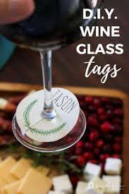 wine glass charms are practical and pretty these diy wine glass charms are easy to make in just minutes and are the perfect touch for holidays and